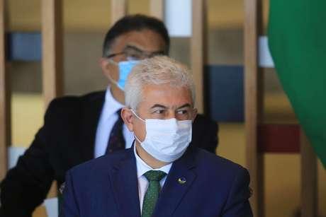Ministro Marcos Pontes informa que testou positivo para covid-19
