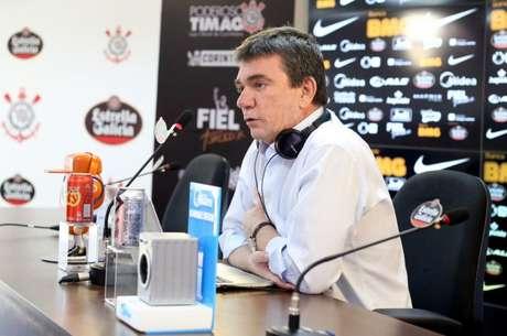 Mandatário se desculpou da declaração por meio também de uma carta (Foto: Rodrigo Coca/ Ag. Corinthians)