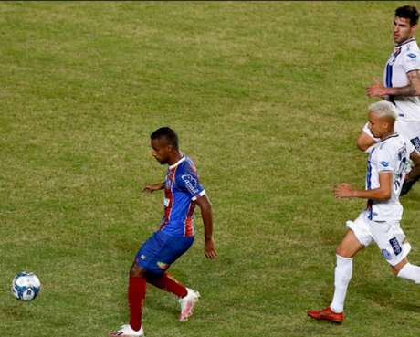 Bahia derrota o Confiança e vai a final da Copa do Nordeste Felipe Oliveira/Bahia
