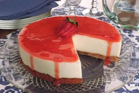 Guia da Cozinha - 9 receitas incríveis para celebrar o Dia Nacional do Cheesecake