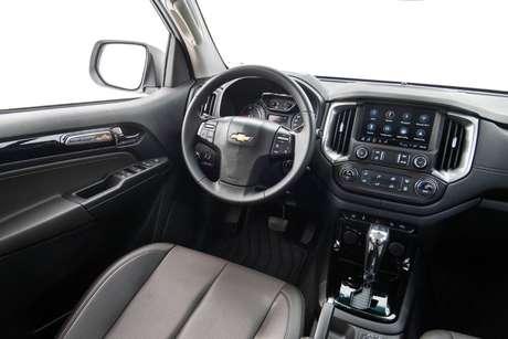 GM apostou alto na conectividade e deixou a nova Chevrolet S10 até com internet a bordo.