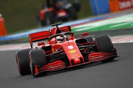 Sebastian Vettel acredita que ainda está bem em forma
