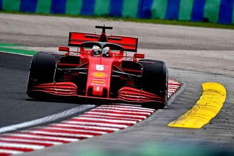 Sebastian Vettel foi o mais veloz do TL2