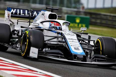 É a primeira vez que a Williams coloca os dois carros no Q2 desde o GP da Itália de 2018