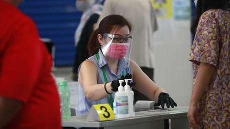 Cingapura adotou medidas extras de segurança para suas eleições gerais
