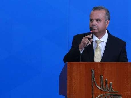 O ministro do Desenvolvimento Regional, Rogério Marinho, tenta angariar apoiadores no Congresso para seu plano de investimento.