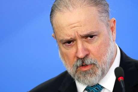 Procurador-geral da República, Augusto Aras, durante cerimônia no Palácio do Planalto 26/09/2019 REUTERS/Adriano Machado