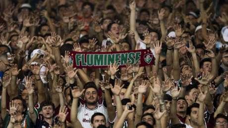 Fluminense aumtou significativamente o número de sócios durante a pandemia (Foto: AFP)
