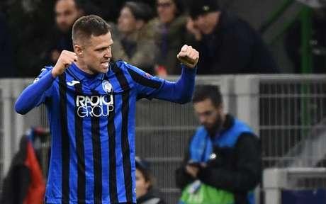Ilicic é um dos principais nomes da Atalanta na temporada (Foto: Vincenzo PINTO / AFP)