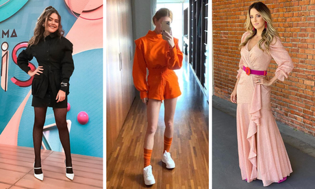 Looks de Maisa, Marina e Tici lideram ranking das mais lidas (Fotos: Reprodução/Instagram)