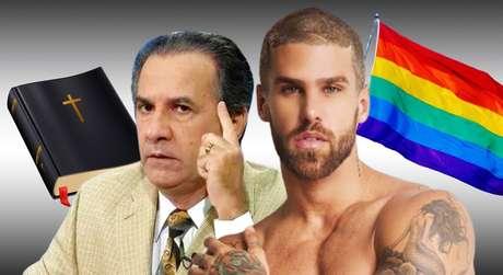 Silas Malafaia faz nova crítica à campanha enquanto Rodrigo Malafaia manifesta apoio à causa LGBTQI+
