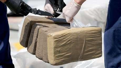 Os Estados Unidos têm diferentes agências para apreensão de drogas e captura de traficantes