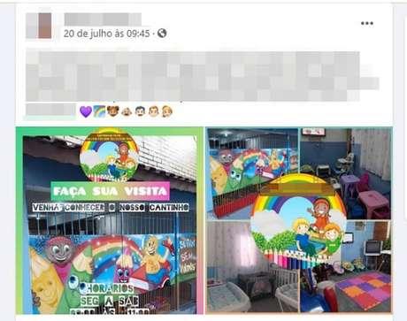 Em anúncios nas redes sociais, diversas definições adotadas servem para afastar a caracterização de escola