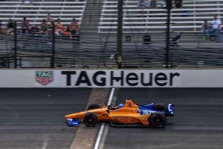 Fernando Alonso vai para a terceira tentativa na Indy 500 em 2020