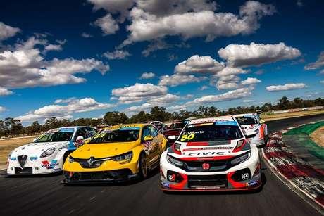 TCR South America anuncia mais de 35 pré-inscritos para temporada de estreia em 2021