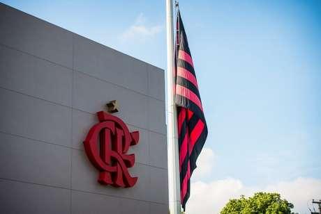 Ninho do Urubu, local de treinamentos do Flamengo (Foto: Alexandre Vidal - Flamengo)