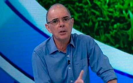 Paulo Lima criticou o presidente do Santos no 'Expediente Futebol' (Foto: Reprodução)