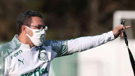 Mesmo com críticas, Palmeiras está na semifinal do Campeonato Paulista (Cesar Greco/Agência Palmeiras)