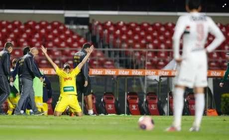 Mirassol aplicou 3 a 2 em cima do São Paulo, no Morumbi (Fernando Roberto/Ag. Futpress/Mirassol)