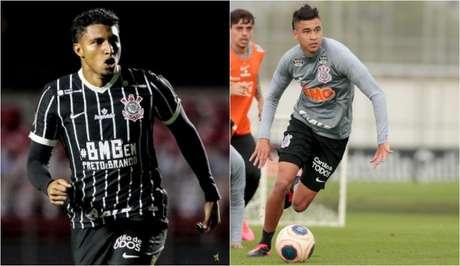 Disputa saudável no meio-campo do Corinthians para fase decisiva (Foto: Montagem/Rodrigo Coca/Ag. Corinthians)