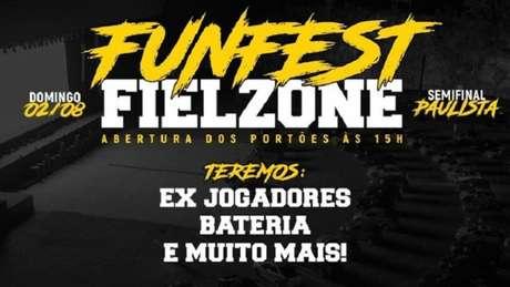 Torcedores do Corinthians poderão assistir à semifinal do Paulistão de forma segura (Foto: Divulgação)