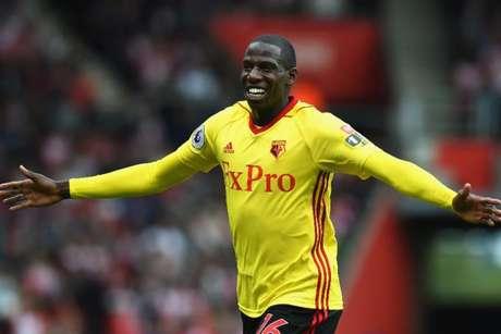 Doucouré é um dos principais jogadores do Watford (Foto: Divulgação)