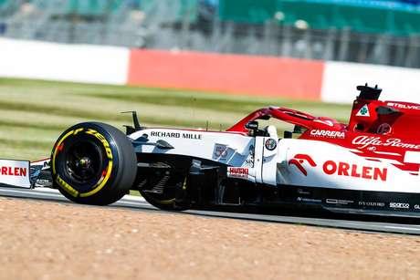 Räikkönen amargou mais uma eliminação no Q1 em 2020