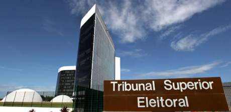 A sede do Tribunal Superior Eleitoral, em Brasília