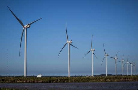 Seguindo determinação da matriz, a Honda construiu um complexo eólico para abastecer suas fábricas no País