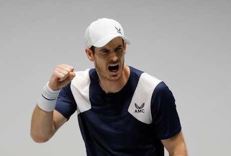 Andy Murray indica presença no US Open