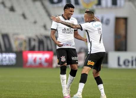 Com mais um gol de Éderson, Corinthians bate o Mirassol e vai para a final (Foto: Rodrigo Coca/Ag. Corinthians)