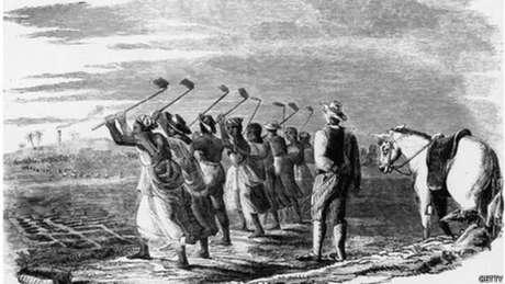 Estima-se que 4 mil escravizados fugiram dos EUA em direção ao México antes da Guerra Civil