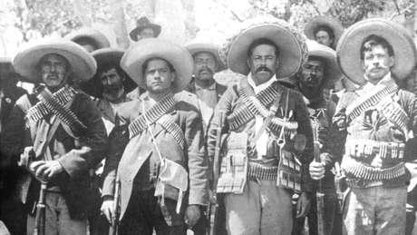 Revolução Mexicana se estendeu de 1910 a 1917 e deixou mais de 1 milhão de mortos