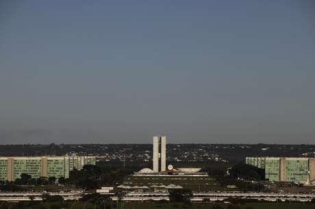 Esplanada dos Ministérios em Brasília 07/04/2010 REUTERS/Ricardo Moraes