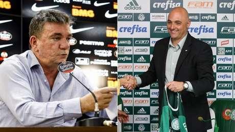 Corinthians e Palmeiras realizarão novos teste de coronavírus (Foto:Divulgação)