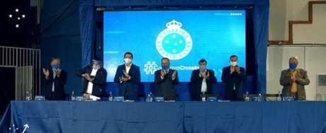 O conselho do Cruzeiro aprovou por unanimidade a venda do imóvel na Região da Pampulha-(Reprodução/Cruzeiro)