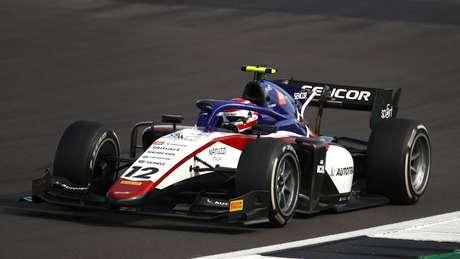 Pedro Piquet ficou próximo de pontuar na F2