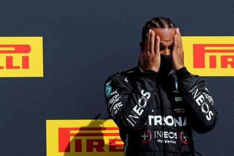 Lewis Hamilton venceu com bravura no último domingo em Silverstone