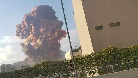 Segundo a AFP, a explosão deixou dezenas de feridos