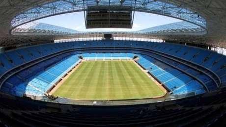 Arena do Grêmio receberá o Gre-Nal
