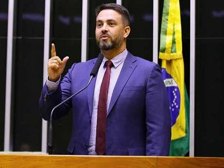 Léo Moraes (RO), deputado líder do Podemos