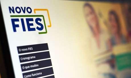 Ministério da Educação divulgou o resultado do Fies para o 2º semestre