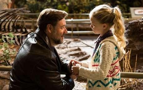 Cena do filme pais e filhas