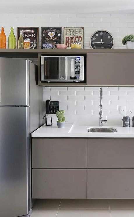 3. Kit quadros decorativos para cozinha para quem ama cerveja. Fonte: Pinterest