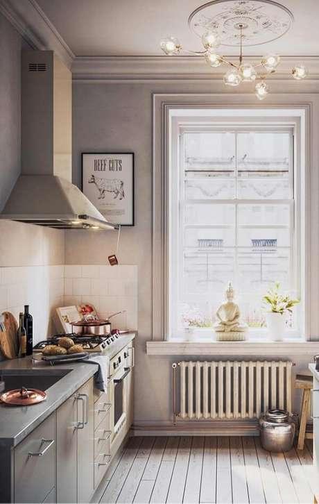 13. Quadros decorativos para cozinha que são educativos e explicam os cortes da carne. Fonte Pinterest