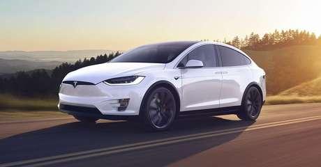Tesla Model X: marca americana já ocupa 39ª posição no ranking mundial.
