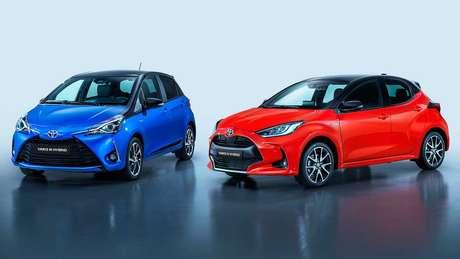 Toyota Yaris 2020 para o mercado europeu: marca japonesa lidera com folga.
