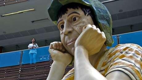 O Chaves é um dos personagens mais emblemáticos da televisão mexicana
