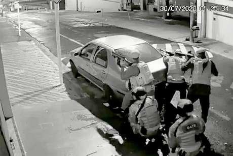 Cerca de 200 policiais foram acionados para atender a ocorrência em Botucatu