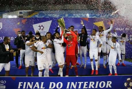 Red Bull Bragantino vence o Guarani e é campeão do Troféu do Interior